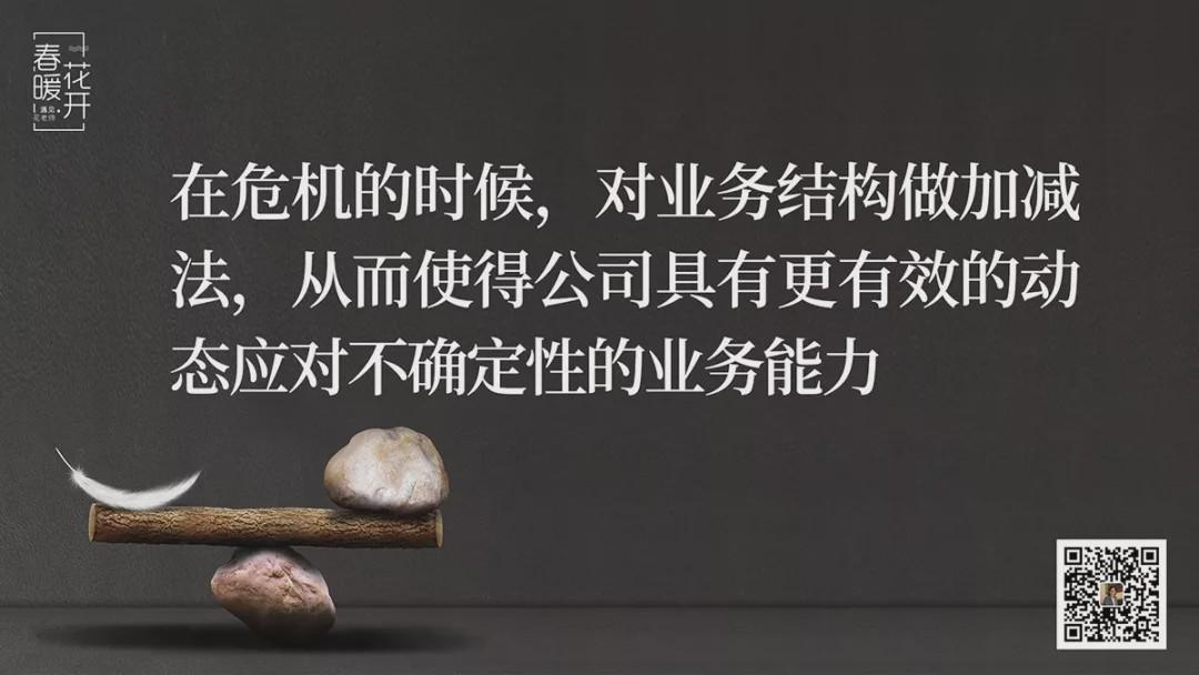 陈春花:疫情对经济的影响和企业对策建议