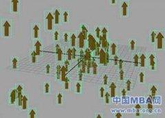 IBM公司矩阵式的组织结构